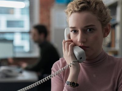 """Julia Garner is getting rave reviews for her performance in <a href=""""https://everout.com/movies/the-assistant/a25265/"""">The Assistant</a>."""