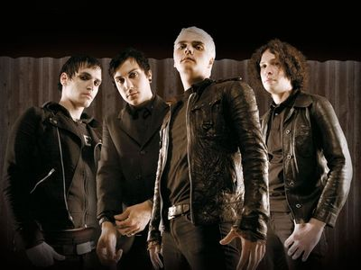 "<a href=""https://everout.com/events/my-chemical-romance/e20711/"">My Chemical Romance</a> is making a comeback! Don't miss their October show at the Tacoma Dome."