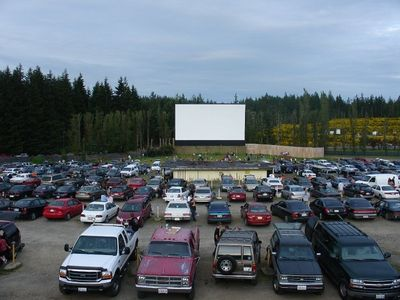 """Bremerton's long-running <a href=""""https://everout.thestranger.com/theaters/rodeo-drive-in/l27275/"""">Rodeo Drive-In Theater</a> is back in business, baby!"""