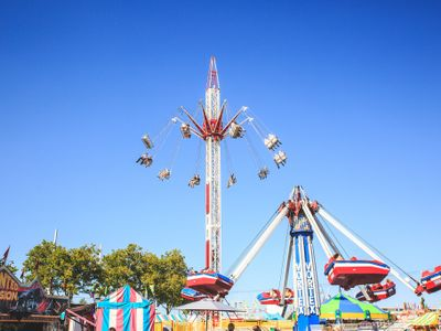 "For its 155th year, <a href=""https://everout.com/events/all-oregon-e-fair-2020/e33950/"">the Oregon State Fair is going online</a>, so now all the corndogs, elephant ears, and midway attractions are coming to your living room!"
