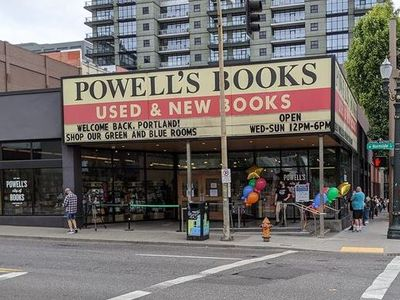 Independent Bookstore Day <em>and</em> Record Store Day at the <em>same time</em> in 2020? Good thing Portland is something like a wonderland for lovers of good books and great music. Support a local business (or 10) this weekend!