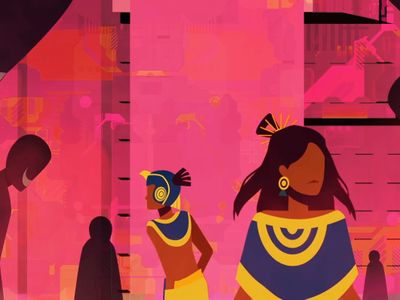 """Jeremiah Williams's magical-looking """"Black Champagne"""" is on the docket for this year's <a href=""""https://everout.com/events/science-fiction-fantasy-short-film-festival-2020/e33821/"""">Science Fiction + Fantasy Short Film Festival</a>, screening online this weekend only through SIFF and MoPOP."""