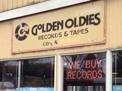 Golden Oldies Records