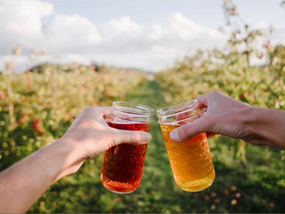 """Cideries across the state will dole out specials and food pairings that you order ahead of time for pickup during <a href=""""https://everout.com/stranger-seattle/events/washington-cider-week/e35402/"""">Washington Cider Week</a> from September 10-20."""