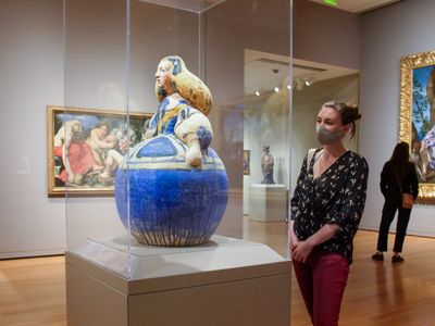 """As of Friday, the Seattle Art Museum is <a href=""""https://everout.com/stranger-seattle/events/seattle-art-museum-reopening/e35178/"""">back open</a> for timed, limited-capacity visits! Snag tickets online in advance."""
