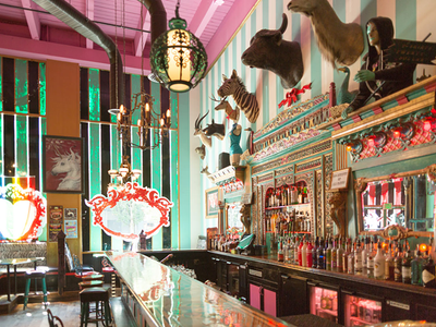 """Your favorite <a href=""""https://everout.com/stranger-seattle/locations/unicorn/l17642/"""">carnival-themed Capitol Hill bar</a> is back!"""