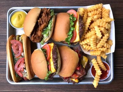 """Rejoice: The fast-casual burger chain <a href=""""https://everout.com/stranger-seattle/locations/shake-shack/l14129/"""">Shake Shack</a> has opened a location in University Village."""