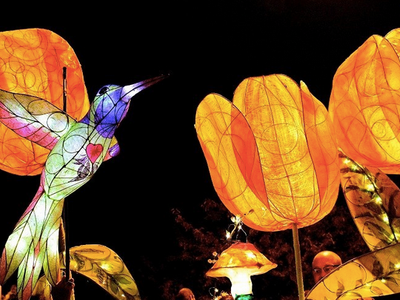 """Show off your homemade paper lanterns and autumnal costumes at the Fremont Arts Council's <a href=""""https://everout.com/stranger-seattle/events/luminata-2020/e36827/"""">Luminata</a>, which will take place online this Saturday in honor of the fall equinox."""