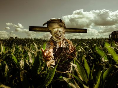 "Ghouls of Snohomish are lurking in the corn fields at <a href=""https://everout.com/stranger-seattle/events/stalker-farms-drive-thru-haunted-attractions/e36493/"">Stalker Farms</a>' drive-through haunt. (They also have a family-friendly on-foot version.)"