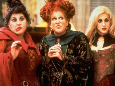 "The '90s Halloween classic <a href=""https://everout.com/stranger-seattle/events/hocus-pocus/e37754/""><em>Hocus Pocus</em></a> reigns supreme this weekend with in-person showings at West Seattle's Admiral Theater, the Burien Drive-In, and elsewhere."