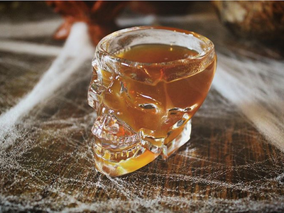 "Knock back a pumpkin spice Fernet shot in a skull-shaped glass at&nbsp;<a href=""https://everout.com/stranger-seattle/locations/navy-strength/l15234/"">Navy Strength</a>'s ""fully immersive haunting experience""&nbsp;<a href=""https://everout.com/stranger-seattle/events/nightmare-on-wall-street/e37094/"">Nightmare on Wall Street</a>.&nbsp;"