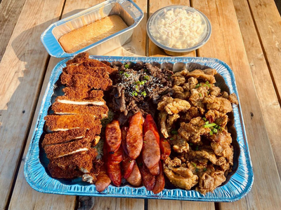 """The Hawaiian food cart sensation <a href=""""https://everout.com/portland-mercury/locations/grind-wit-tryz/l39441/"""">GrindWitTryz</a> is celebrating the grand opening of its permanent restaurant tomorrow."""