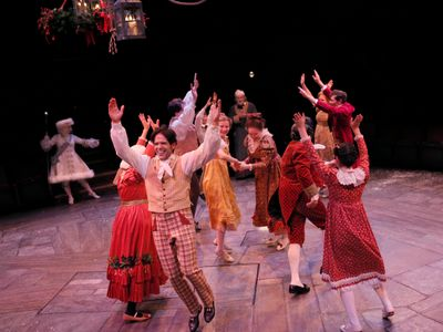 """Gather 'round ye olde electronic device for ACT Theatre's annual production of <a href=""""https://everout.com/stranger-seattle/events/a-christmas-carol-2020/e38279/""""><em>A Christmas Carol</em></a>, streaming on-demand starting Friday."""