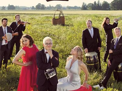 "Portland's legendary big-band jazz group Pink Martini will take over the online concert circuit this week with their <a href=""https://everout.com/portland-mercury/events/home-for-the-holidays-a-pink-martini-holiday-spectacular/e39772/"">Holiday Spectacular</a> (Thurs-Sun) and an appearance at the <a href=""https://everout.com/portland-mercury/events/we-are-friends-music-festival/e39350/"">We Are Friends Music Festival</a> (Thurs)."