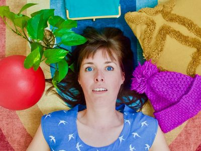 """Physical comedy master Anne Zander will debut her delightfully absurd digital romp <em>Prolific</em> at this year's <a href=""""https://everout.com/portland-mercury/events/fertile-ground-festival/e40167/"""">Fertile Ground Festival</a>, which kicks off online on January 28."""
