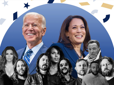 """The Biden-Harris administration's celebrity-packed inauguration night special, <a href=""""https://everout.com/stranger-seattle/events/celebrating-america-inauguration-night-special/e40490/""""><em>Celebrating America</em></a>, airs at 5:30 pm PST on ABC, CBS, NBC, CNN, and MSNBC."""
