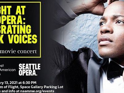 A Night at the Opera: Celebrating Black Voices