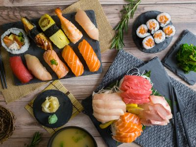 "A new delivery-only sushi spot called <a href=""https://everout.com/locations/sushi-blossom/l40070/"">Sushi Blossom</a> has opened in Chinatown-International District."