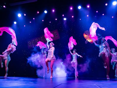 """Let Kitten N&rsquo; Lou, Markeith Wiley, and other local burlesque stars of the <a href=""""https://everout.com/stranger-seattle/events/the-atomic-bombshells-jadore/e41067/"""">Atomic Bombshells</a> sex up your Valentine&rsquo;s Day with their <em>J&rsquo;Adore</em> performance, available on demand starting Wednesday."""
