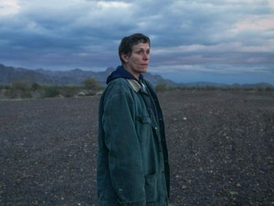 "If you love Frances McDormand and the landscape of the American West, catch <a href=""https://everout.com/events/nomandland/e41744/""><em>Nomadland</em></a> on Hulu or in-person at Living Room Theatres starting Friday."