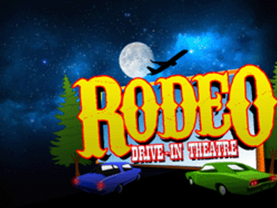 Drive-In Movies at Rodeo