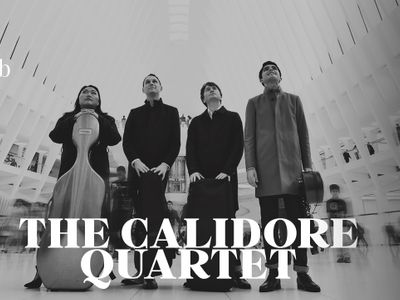 Emerald City Music presents The Calidore String Quartet