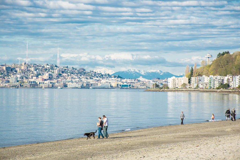 The Best Parks, Gardens, and Other Places for Socially Distanced Walks in Seattle: Winter/Spring 2021 Edition