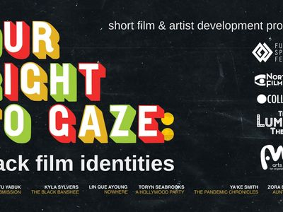 Our Right to Gaze: Black Film Identities