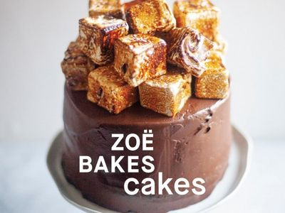 Virtual Author Talk: Zoë Bakes Cakes by Zoë François
