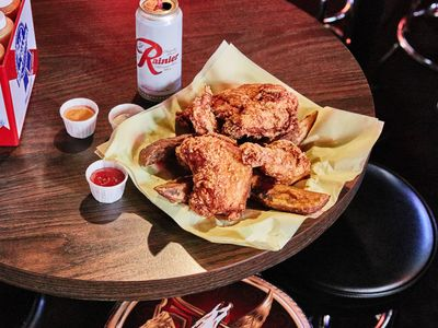 "Portland's favorite fried chicken and jo-jos are back on the menu: <a href=""https://everout.com/locations/reel-m-inn-tavern/l23398/"">Reel M Inn Tavern</a> re-opens for takeout and outdoor dining this Saturday."