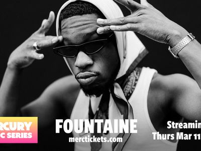 Mercury Music Series presents: FOUNTAINE