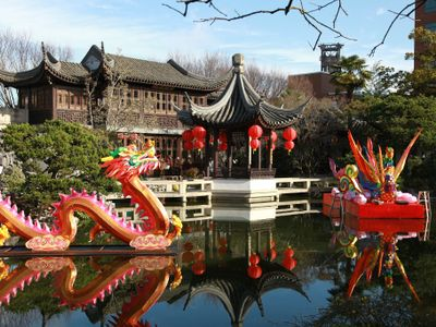 "It's the last weekend to celebrate the <a href=""https://www.portlandmercury.com/events/32018940/chinese-new-year-at-lan-su-garden"">Chinese New Year at Lan Su Garden</a> with festival decorations, contact-free audio tours, mobile scavenger hunts, and educational displays."
