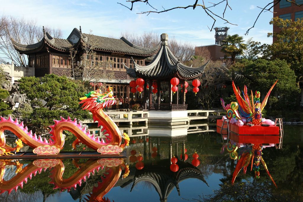 Your Guide to a Socially Distanced Weekend in Portland: Women's History Month, Chinese New Year at Lan Su, and More