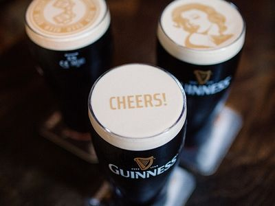 """The Guinness beer will flow forth from the taps at <a href=""""https://everout.com/portland-mercury/locations/paddys-bar-grill/l24659/"""">Paddy's Bar and Grill</a> for St. Patrick's Day."""