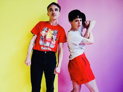 """Dance to bright, sparkly art-pop with <a href=""""https://www.thestranger.com/events/27567097/rubblebucket-diet-cig-tth"""">Rubblebucket</a> on Friday."""