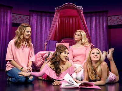 """Tina Fey's comedy of cattiness <i><a href=""""https://www.thestranger.com/events/39794948/mean-girls"""">Mean Girls</a></i> will get the Broadway treatment during the 2019/2020 season."""