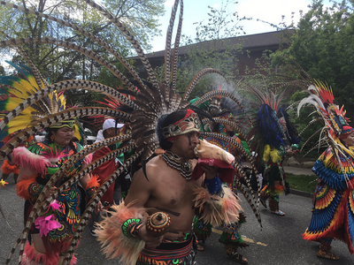 """El Comité will host their <a href=""""https://www.thestranger.com/events/40056323/20th-annual-may-day-march"""">20th Annual May Day March</a> in Judkins Park from 1–4 pm on May 1."""