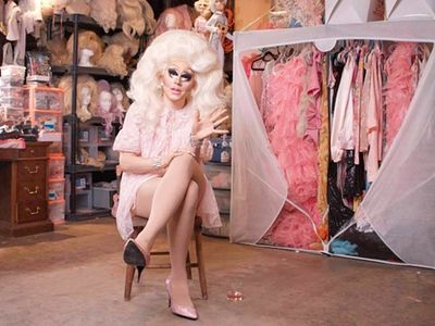 """One of the funniest queens ever to compete on <i>RuPaul's Drag Race</i> is profiled in <i><a href=""""https://www.thestranger.com/movies/40021538/trixie-mattel-moving-parts"""">Trixie Mattel: Moving Parts</a></i>."""