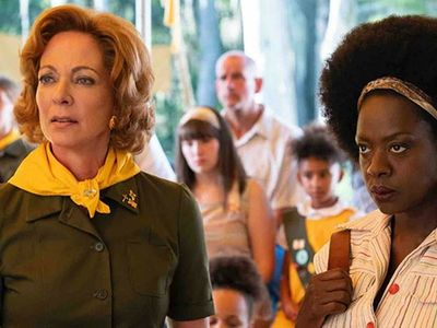 """Alison Janney and Viola Davis star with Mckenna Grace in the sweet-natured '70s-set <i><a href=""""https://www.thestranger.com/movies/40021486/troop-zero"""">Troop Zero</a></i>."""