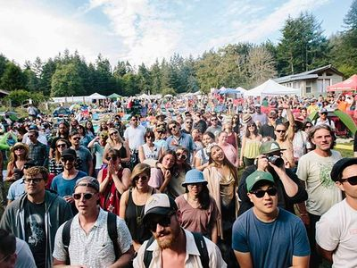"""Annie Ford, Beverly Crusher, and Great Grandpa are just some of the bands on the bill at this weekend's <a href=""""https://www.thestranger.com/events/37098650/doe-bay-fest-12"""">Doe Bay Fest</a> on Orcas Island."""