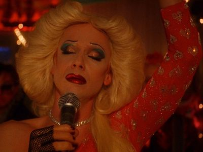 """Don't miss <em><a href=""""https://everout.thestranger.com/movies/hedwig-and-the-angry-inch/A14023"""">Hedwig and the Angry Inch</a></em> director and star John Cameron Mitchell on Saturday!"""