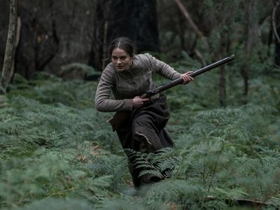 """<em><a href=""""https://everout.thestranger.com/movies/the-nightingale/A20004"""">The Nightingale</a></em> is suspenseful and moving, but comes with huge trigger warnings."""