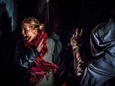 """Ready for some fall chills? Starting this weekend, Wild Waves' <a href=""""https://www.thestranger.com/events/41497320/fright-fest-2019"""">Fright Fest</a> will supply all-ages daytime spooks and serious nighttime haunts. Our <a href=""""https://www.thestranger.com/events/halloween"""">Halloween calendar</a> has even more scary things to do."""