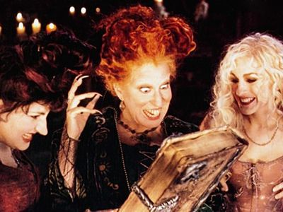 """Let this amazing variety of movies bewitch you! Get it? Witches? <i><a href=""""https://everout.thestranger.com/movies/hocus-pocus/A23795/"""">Hocus Pocus</a></i>?"""