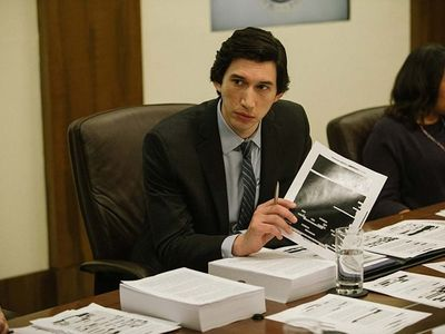 """Adam Driver plays a congressional staffer taking on the American torture apparatus in <i><a href=""""https://everout.thestranger.com/movies/the-report/A22504/"""">The Report</a></i>."""