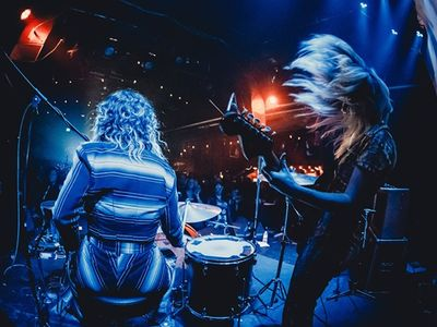 """This year's <a href=""""https://www.thestranger.com/events/38213663/seventh-annual-freakout-fest-2019"""">Seventh Annual Freakout Fest</a> boasts acts like Death Valley Girls, Actionesse, and Terror/Cactus."""