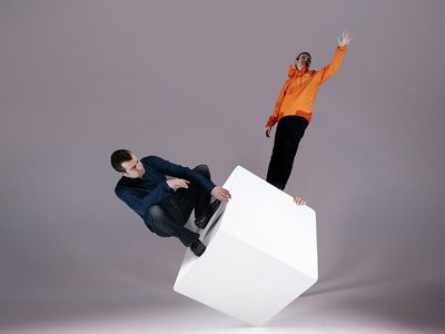 """English electronic duo <a href=""""https://www.thestranger.com/events/41082836/plaid"""">Plaid</a> will make a rare Seattle appearance at the Crocodile on Friday."""