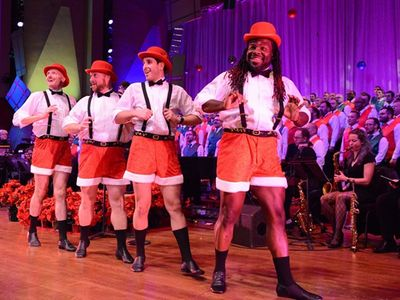 """Kick off the season with a festive musical spread led by the elves of the <a href=""""https://www.thestranger.com/events/40899258/seattle-mens-chorus-tis-the-season"""">Seattle Men's Chorus</a>."""