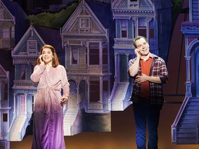 """The beloved film <a href=""""https://www.thestranger.com/events/40464729/mrs-doubtfire""""><i>Mrs. Doubtfire</i></a> gets the musical theater treatment for one more week at the 5th Avenue Theatre."""