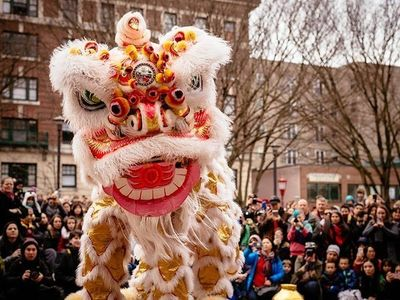 """Celebrate the Lunar New Year in <a href=""""https://www.thestranger.com/events/42073386/chinatown-international-district-lunar-new-year"""">Chinatown-International District</a> with lion and dragon dances and other traditions from all over the world—plus the beloved $3 food walk."""